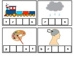 Letter Blends Fill in the Blank Letter Blends, Cvce Words, Teaching Sight Words, Reading Tutoring, Outdoor Education, Speech Therapy Activities, Literacy Centers, Teacher Newsletter, Phonics