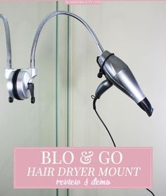VIDA Leather Accent Tag - hair dryer jelly fish by VIDA gOKYyV