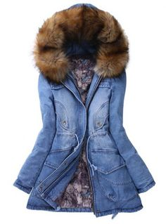 GET $50 NOW   Stylish Hooded Long Sleeve Spliced Pocket Design Denim Women's CoatFor Fashion Lovers only:80,000+ Items • New Arrivals Daily • FREE SHIPPING Affordable Casual to Chic for Every Occasion Join RoseGal: Get YOUR $50 NOW!http://www.rosegal.com/coats/stylish-hooded-long-sleeve-spliced-132819.html?seid=948764rg132819