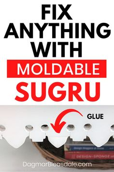 This glue is unbelievably versatile! Fix shoes, phones, cables, furniture - almost anything! And use Sugru for DIY projects. Moldable Glue turns to hard silicone overnight. Diy Furniture Projects, Cool Diy Projects, Sugru Glue, Sugru Mouldable Glue, Decorating Your Home, Diy Home Decor, Painters Tape, Useful Life Hacks, Vintage Coffee