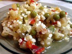 Feferónový šalát - Recept Grains, Rice, Recipes, Food, Essen, Meals, Ripped Recipes, Seeds, Eten