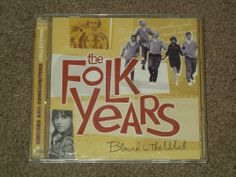 The FOLK YEARS: Blowin' in the Wind by Various Artists (CD,Music,Rock,Time/Life) #FolkRock