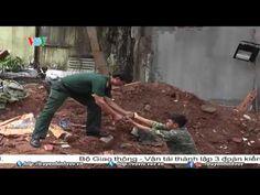 Bình Phước: Thu gom xử lý 23 quả đạn pháo trong khu dân cư