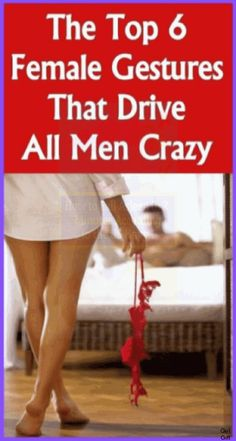 The Top 6 Female Gestures That Drive All Men Crazy!! Not Drinking Enough Water, Cool Technology, Technology Gadgets, Crazy Man, Abc Family, Family Life, Juice Diet, Natural Health Tips, What Happens When You
