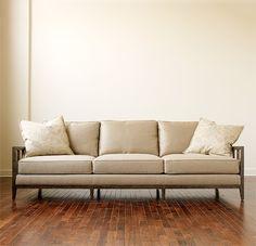 Dumas 3-Seat Sofa - Sofas - Collection - Mattaliano