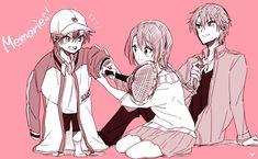Prince Of Tennis Anime, Anime Prince, Sports Drawings, Anime Family, Manga Cute, Son Goku, Doujinshi, Anime Couples, Manga Anime