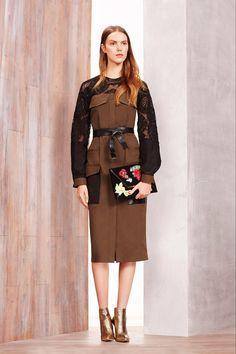 BCBG Max Azria pré-fall collection automne-hiver 2015-2016 #mode #fashion