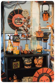 Johanna's-Halloween-goods, via Flickr.