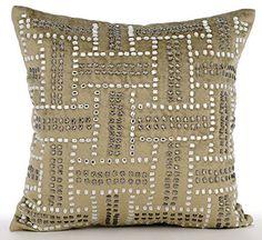 Luxury Sage Green Decorative Pillow Cover, Crystals Maze ... https://www.amazon.com/dp/B016H8UL2A/ref=cm_sw_r_pi_dp_x_JbmaybXVVYC35