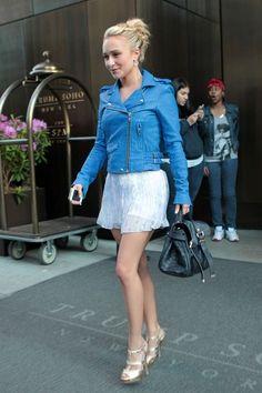 Hayden Panettiere Handbags
