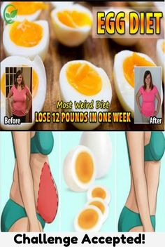 THE BOILED EGG DIET – LOSE 24 POUNDS IN JUST 2 WEEKS – Healthy Pinning