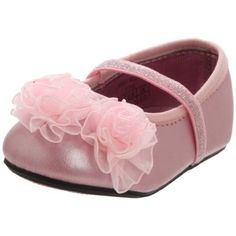 Stuart Weitzman Layette Bella Ballet Flat (Infant/Toddler) - designer shoes, handbags, jewelry, watches, and fashion accessories | endless.com