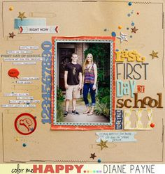 Last First Day of School ***Laina Lamb Designs GD*** by dpayne at @Studio_Calico