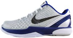 NIKE KOBE VI (GS) YOUTH BASKETBALL SHOES