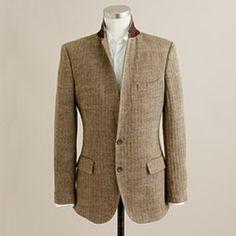J. Crew, Linen Herringbone Sportcoat in Ludlow fit
