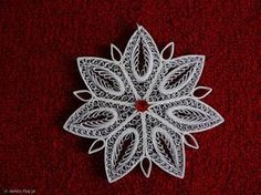 Image result for quilling anioł