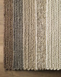RH Chunky Braided Wool Rug  http://www.restorationhardware.com/catalog/product/product.jsp?productId=prod190270&categoryId=cat1519020