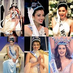 Miss India ( World ) Miss World ( India ) India After Independence, Bollywood Pictures, Pretty Asian Girl, Sunflower Wallpaper, Miss India, Miss World, Pageants, Beauty Pageant, Real Beauty