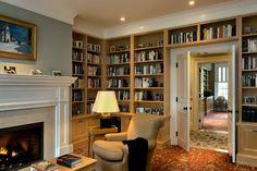 Den/Reading Room