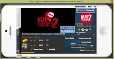 Dead Trigger 2 Hack Cheat Tool [Generator for android and iOS] http://www.hackcheatz.com/dead-trigger-2-hack-cheat-tool-generator-for-android-and-ios/  #deadtrigger2hack #deadtrigger2cheat