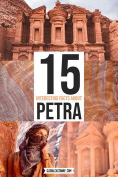 Awesome collection of 15 Petra facts you most certanly didn't know. Middle East Destinations, Amazing Destinations, Holiday Destinations, Travel Destinations, Uber Travel, Travel Plan, Beautiful Places To Travel, Best Places To Travel, Travel Guides