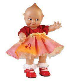 Horoscope Kewpie Doll - LEO