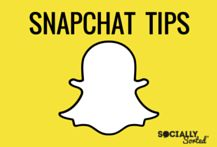 Everything Snapchat. Snapchat Tips, Tricks, Strategies. How to use Snapchat for Business.