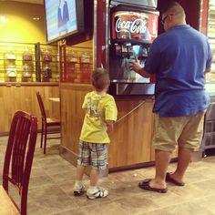 #child #harness #cola #drink #childharness @HarnessKids
