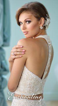 Enchanting by Mon Cheri Spring 2016 - Destination Wedding Dress