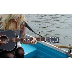 Sarah Blackwood; she has the voice of an angel