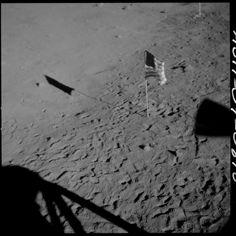 https://flic.kr/p/z34RYR | AS11-39-5810 | Apollo 11 Hasselblad image from film magazine 39/Q - Post-Landing, Post-EVA