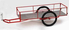 Motorized cargo  Bicycles for Sale | Haulin' Colin super-big-duty-time Bike Trailers | Bike Shop Hub
