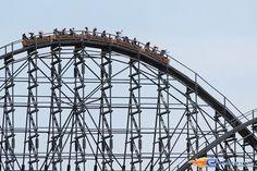 3/14 | Photo du Roller Coaster Colossos situé à Heide-Park (Allemagne). Plus d'information sur notre site www.e-coasters.com !! Tous les meilleurs Parcs d'Attractions sur un seul site web !! Découvrez également notre vidéo embarquée à cette adresse : http://youtu.be/9bWLKRgvd3w