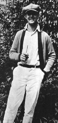 Sportsman, VOGUE, 1922