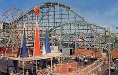 Pacific Ocean Park 1960 | Sea Serpent