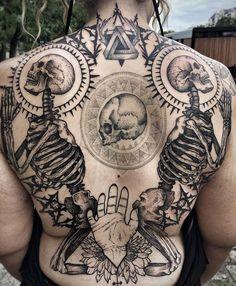 Janice griffith tattoo