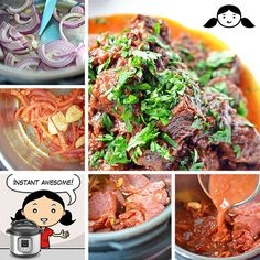 Whole30 Day 20: Pressure Cooker Mexican Beef by Michelle Tam http://nomnompaleo.com