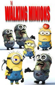 The Walking Dead minions