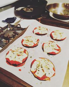 Eggplant pizza!  #keto #ketosis #ketodiet #ketogenic #weightloss #healthy #atkins #lowcarb #lchf #diet #life #transformation #follow #healthyfood #healthyfats #healthylife #paleo #paleodiet #bulletproofcoffee #traderjoes - Inspirational and Motivational Ketogenic Diet Pins - Eat Keto Get Into Nutritional Ketosis - Discover LCHF to Prevent Diseases - Enjoy Low-Carb High-Fat Lifestyle For Better Health