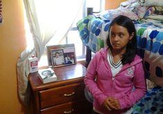 La primaria José López Urbina, a donde asiste Paloma Noyola, primer lugar nacional en matemáticas en la prueba Enlace 2012 y considerada por la revista Wired la próxima Steve Jobs, se encuentra abandonada por el gobierno estatal