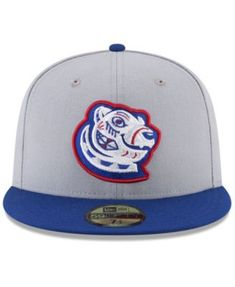 e765a7b148e New Era Pawtucket Red Sox Ac 59FIFTY Fitted Cap - Gray 7 5 8 Fitted