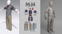 Картинки по запросу marvelous designer fabric presets