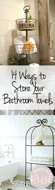 5414333dff 14 Ways to Store Your Bathroom Towels - Page 16 of 16