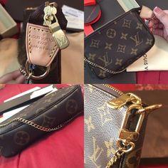 Louis Vuitton Bags - AUTHENTIC Louis Vuitton Monogram Mini Pochette