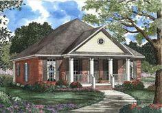 House Plans - 110-00344