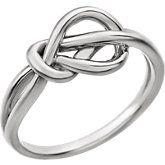Knot Design Ring