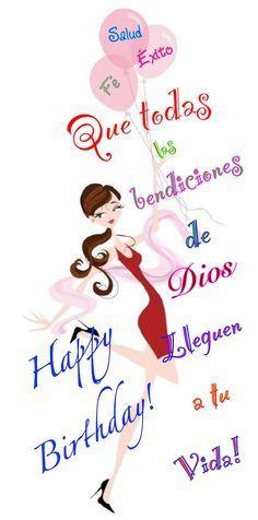 Feliz cumpleaño Rebeca Gonzalez