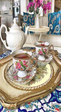 Kitchenware, Tableware, Tea Culture, Tea Bowls, Coffee Love, Vintage Tea, Tea Mugs, Tea Time, Dinnerware