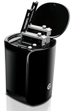 G-Tech intros glossy HHD box: Because media 4Kers need external storage too