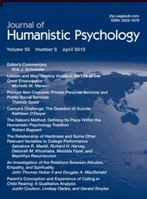 Association of Humanistic Psychology